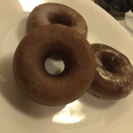Chocolate Glazed Baked Donuts_web