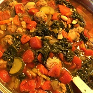Turkey Meatball Veggie Soup_web